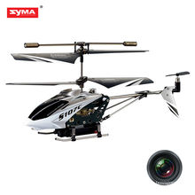 2012Syma S107C camera rc helicopter 3channel metal gyro helicopter