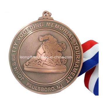 Оптовые конкуренции премии раунд пользовательские медаль