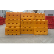 New Arrival Useful Water Filled Plastic Road Barrier