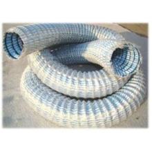 Tubos de drenaje flexibles para el jardín del tejado