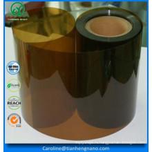 Фармацевтические прозрачный Жесткий пластиковый лист ПВХ
