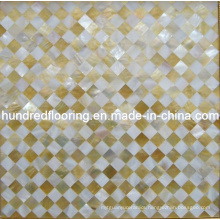Mosaic Tile Mother of Pearl Shell Mosaic (HMP63)