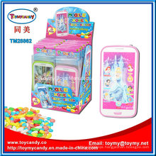 Music Cellphone Toy Mobile Phone Toy with Candy
