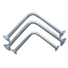 Factory supply OEM inspection concrete post anchor