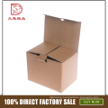 Different types new recyclable cheap clamshell packaging box