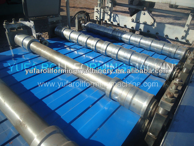 Prefab House Materials Roof Sheet Forming Machine