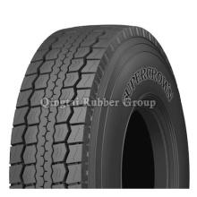 22.5 pneus de caminhão