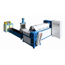 Máquina granuladora de reciclagem de plástico