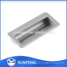Aleación de zinc a presión manija de la puerta de fundición