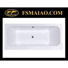 Bañera simple del estilo Construir-en del cuarto de baño (BA-8801)