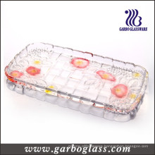 Oblong Glass Plate (GB1729MG/PDS)