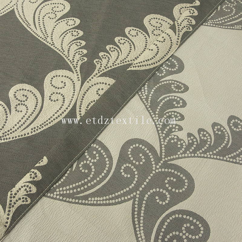 Professional manufactuer curtain fabric in 2016 WZQ1538
