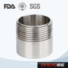 Stainless Steel Food Grade Ferrule Nipple (JN-FL1005)