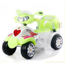 Motocicleta elétrica do bebê, motocicleta elétrica dos miúdos com quatro rodas
