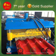 High Quality PLC Automatic Corrugated Roof Sheet Steel Rolling Machine