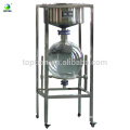 Customized Corrosion-resistant Chemical Vacuum glass reactor filter