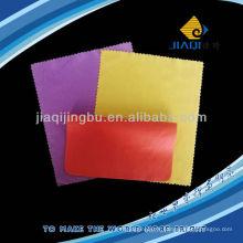 Microfibre en tissu de nettoyage de chamois