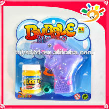 Cartoon Elephant Design Bubble Gun,Funny Friction Bubble Gun Toy,Flashing Bubble Gun For Kids With Bubble Water