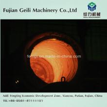 Forno de indução / forno de fusão para fabricação de aço