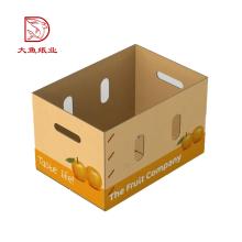 Boa qualidade personalizado impresso caixa de papel de embalagem de produtos alimentares