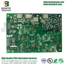 FR4 Tg150 Quickturn PCB 4 strati 1oz