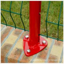 Valla de seguridad / Valla recubierta de PVC / Valla de malla 3D