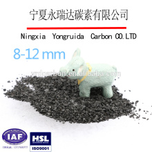 8/16 mesh granular activated carbon plant in China