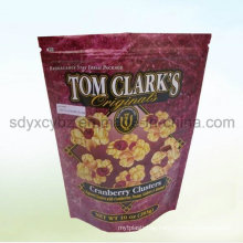 Snack Use and Accept Custom Orderstand up Plastic Packaging Pouch/Bag