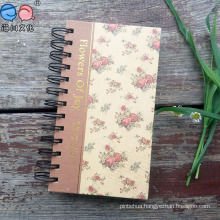 48k Hardcover Double Spiral Notebook (NP(48K)-X-009)