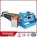 Mesin Gali Bumbung Glazed Metal Making Machine