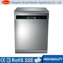 Светодиодные уникальную сенсорную панель легко мыть электрическая Отдельностоящая Посудомоечная машина