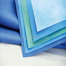 Wraps de stérilisation de tissu non-tissé de SMMS