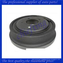 F9626 109626 BD125492 F65Z1126AA fabricants de tambour de frein ford f150