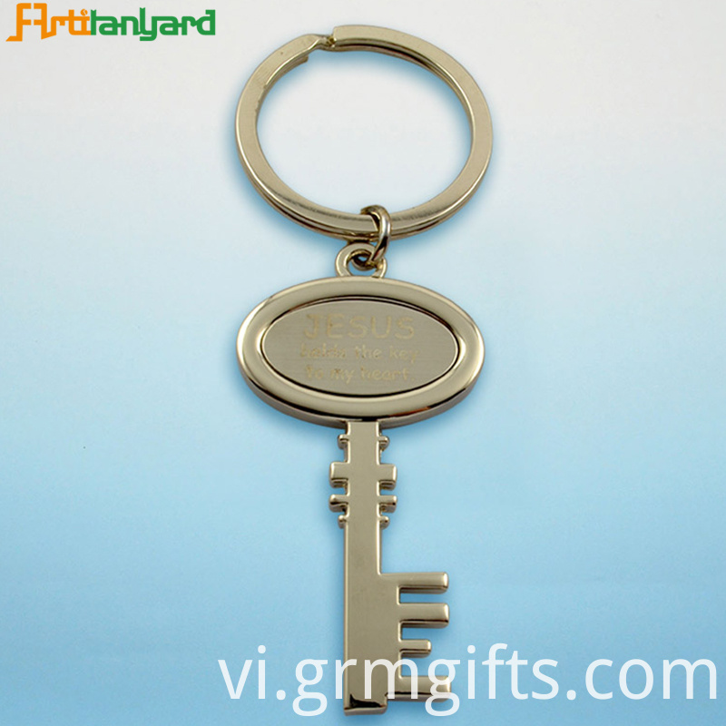 Engraved Photo Keychain
