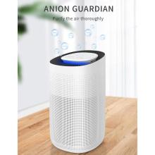 Purificador de ar 360 graus de limpeza do ar doméstico