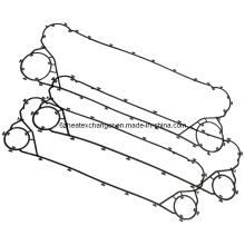 Junta de intercambiador de calor de placas (puede reemplazar Alfalaval M10M)