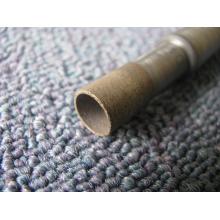 approvisionnement d'usine 10mm foret / fritté diamant & bronze drill bit-queue/conique foret / diamant mèche pour le perçage du verre