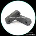 Hot Model Big ferrites RID 83 núcleo Balun Shape Soft Ferrite Core com material PC40