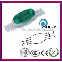 telecom drop wire terminal test approved lock joint wire connector