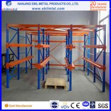 Широко используется металлический Привод в вешалке Паллета высокого качества