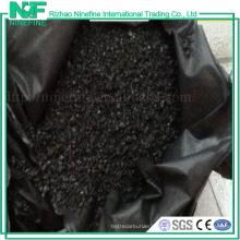 Coque de petróleo del grafito bajo de la ceniza baja S usado en industria del plástico / del caucho