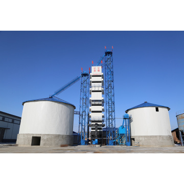 High Quality Agricultural Equipment Grain Drying Tower