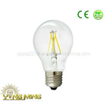 3.5W A60 Clear Dim E26 120V Home Light LED Filament Bulb