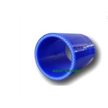 3,5 '' 89mm Hals Blue Silikon reduzieren Schlauch für Luftfilter Einlass