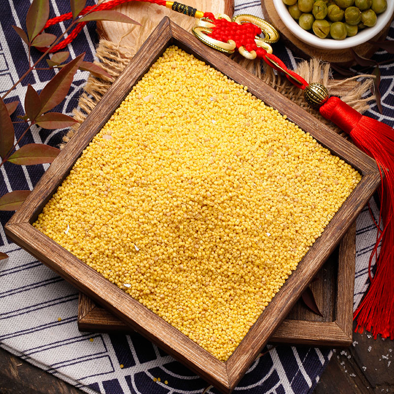 Rhubarb Rice Whole Grains