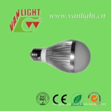 10W bombilla LED, lámpara ahorro de energía