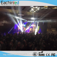 P4.81Stage Background screen, Full Color Curtain Video Wall display outdoor