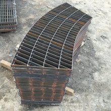Irregular Shape and Various Shapes of Galvanized Steel Grating