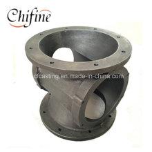 OEM Precision Steel Casting Valve Parts