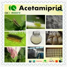 Suministro directo de la fábrica Agrotóxico / insecticida Acetamiprid 97% TC 20% WP 20% SP 60% WP CAS 135410-20-7